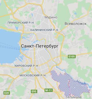 Колпинский район