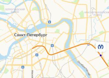 метро Большевиков СПБ