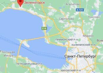 Зеленогорск СПБ Санкт Петербурга