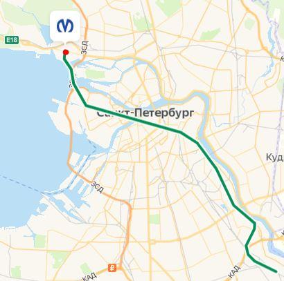 станция метро Беговая Санкт Петербург СПБ