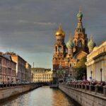 Санкт-Петербург город Петра Великого