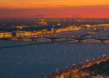 набережная Санкт Петербурга