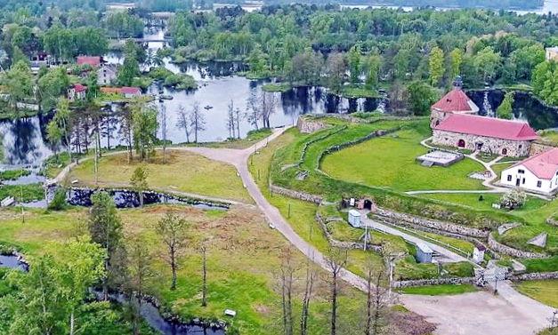 Приозерск Ленинградская область