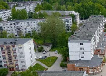 поселок Сиверский Гатчинский район