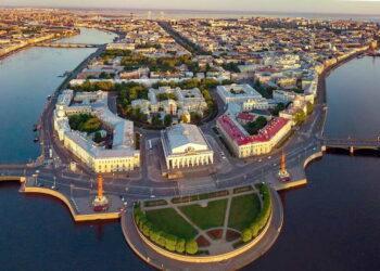 Васильевский остров Санкт-Петербурга