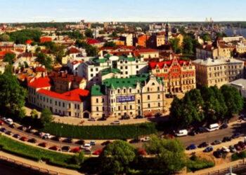 Выборг Ленинградская область