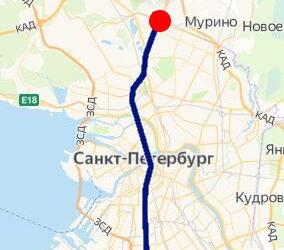метро Парнас СПБ