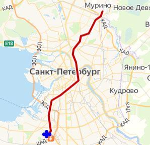Проспект Ветеранов метро СПБ