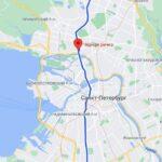 метро Черная речка район Санкт Петербурга