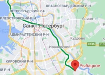 метро Рыбацкое район СПБ
