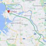 метро Приморская район Санкт Петербурга