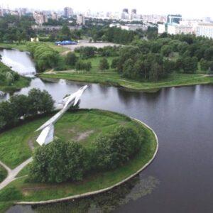 Парк Авиаторов СПБ
