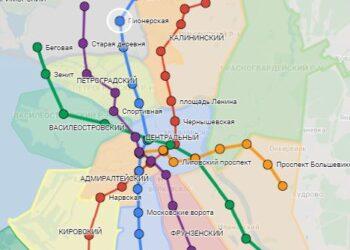 Самые лучшие районы Санкт Петербурга для проживания