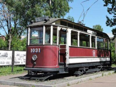 Памятник Блокадному трамваю