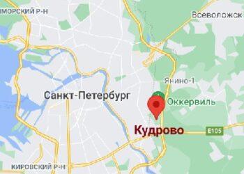 город Кудрово Ленинградская область