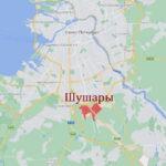 поселок Шушары Санкт Петербург
